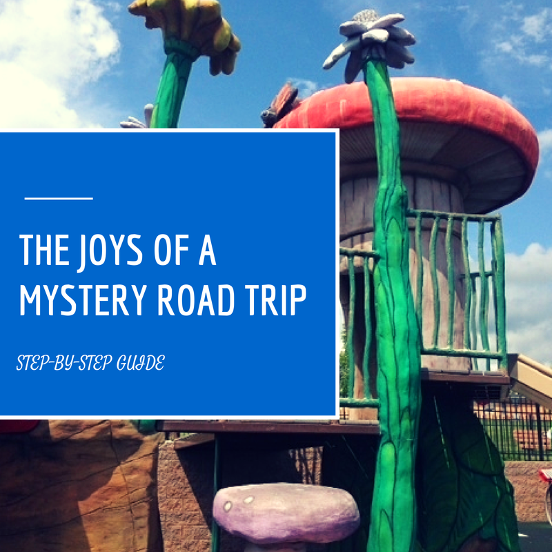 The Joys of a Mystery Road Trip
